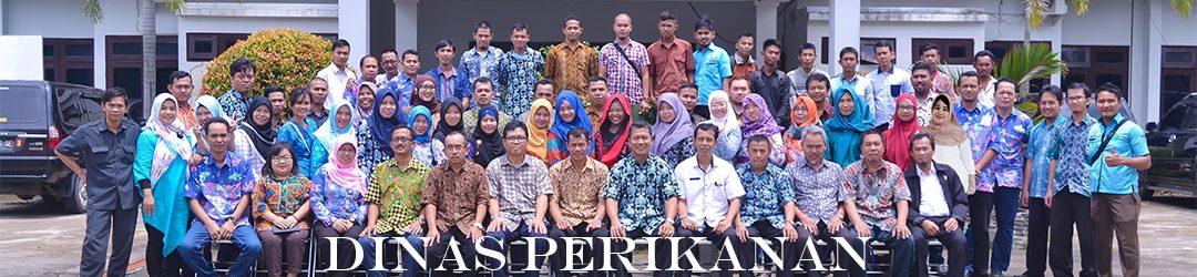 Website Dinas Perikanan Kabupaten Banyuasin